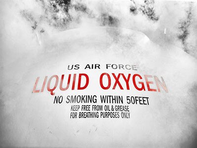 pure substance liquid oxygen