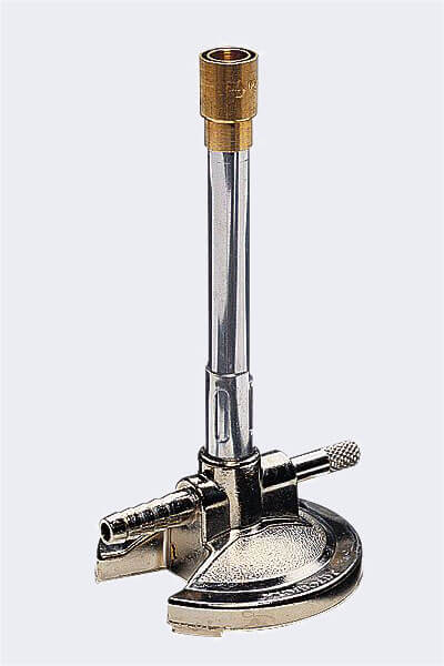 science laboratory bunsen burner