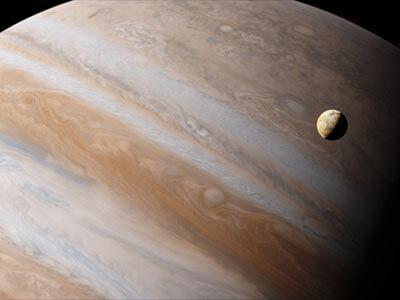 jupiter planet moon solar system