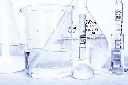 science laboratory glassware