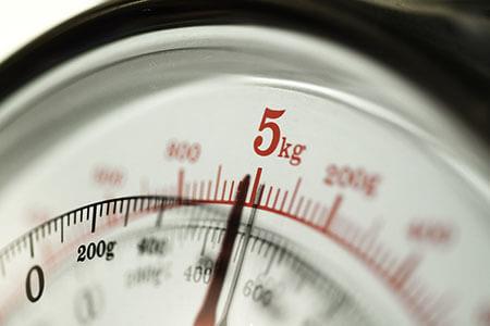 scales measurement fair test