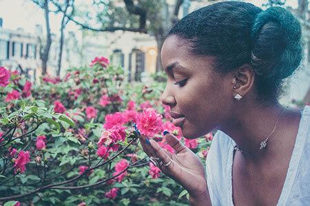 smell qualitative observation