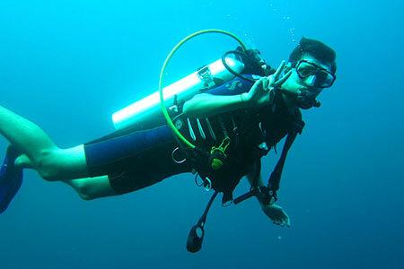 gases compressibility scuba tank