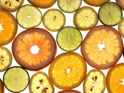 citrus fruits citric ascorbic acid