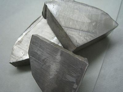 sodium metal positive ion