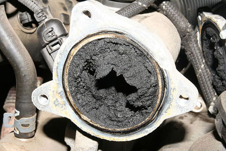 incomplete combustion soot carbon