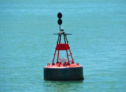 floating buoy buoyancy density